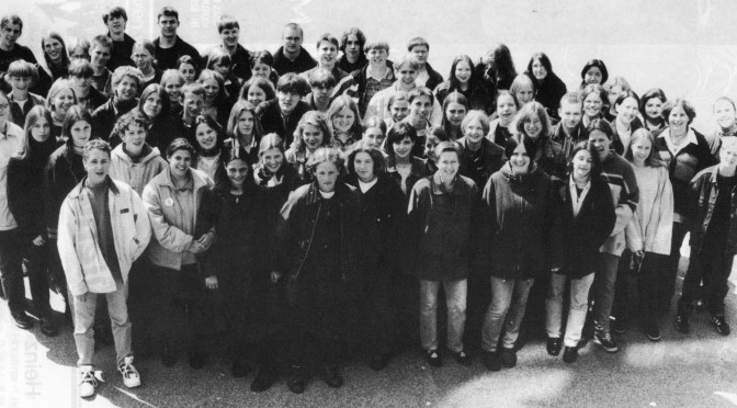 Realschule Burgsteinfurt Abschluss 1997